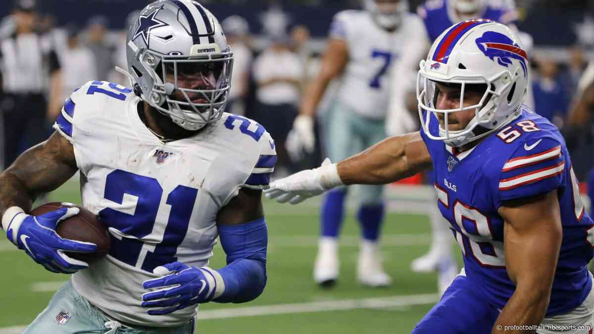 Bills-Cowboys gives CBS its highest Thanksgiving rating in 27 years