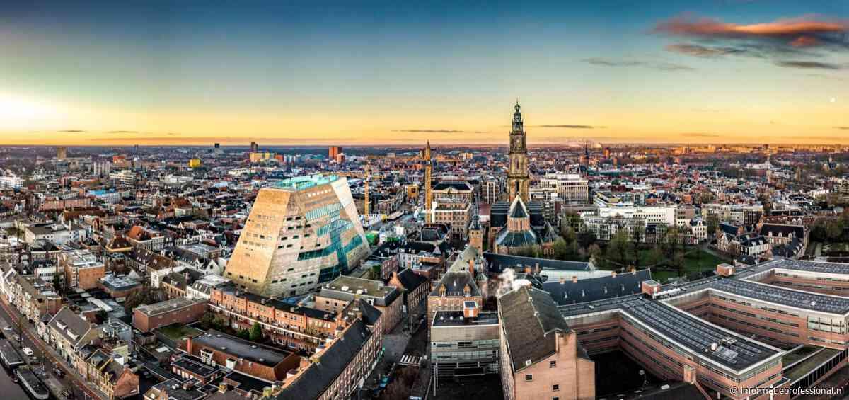 Forum Groningen geopend voor het publiek