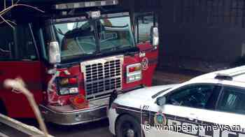 Suspect in custody after stealing fire truck, attempting to run people over: police