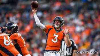 Broncos will activate Drew Lock, won't name starting QB