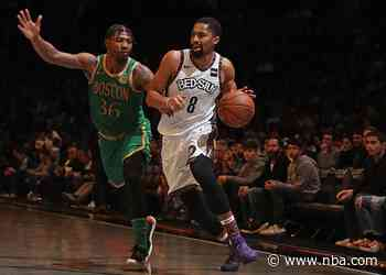 Brooklyn Nets Spencer Dinwiddie Continues to Step Up