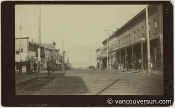 This Week in History: 1897: The first generation of cinema is unveiled in Gastown