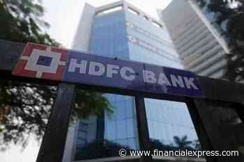 HDFC Bank's share in outstanding credit cards comes down to 25%
