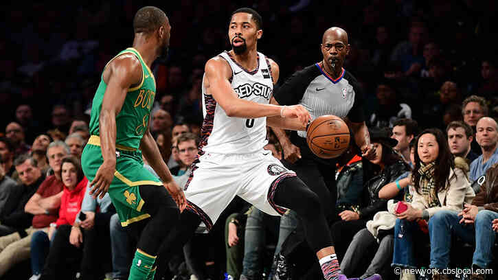 Dinwiddie Steps Up Again, Nets Beat Celtics As Irving Sits With Injury
