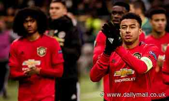 Jesse Lingard insists Manchester United can win silverware this season