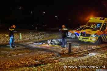 Gewonde bij ongeval met scooter in Doorwerth