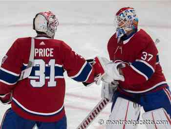 Canadiens Notebook: Habs given day off from practice on Friday