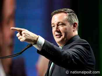 Can anything stop Jason Kenney? Alberta premier rides high approval rating as his party gathers for convention