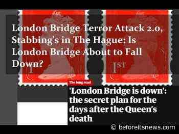 London Bridge Terror Attack 2.0 and Stabbings in The Hague: Is London Bridge About to 'Fall Down' For Good?