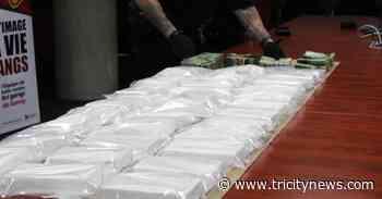 30 kilos of pure, uncut cocaine seized in Surrey, six men arrested