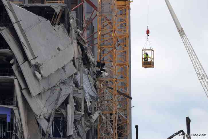 Worker who survived New Orleans hotel collapse deported