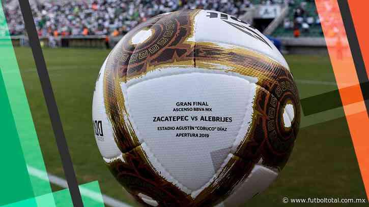 Zacatepec 0-2 Alebrijes Oaxaca   Cobertura EN VIVO   Final Ascenso MX