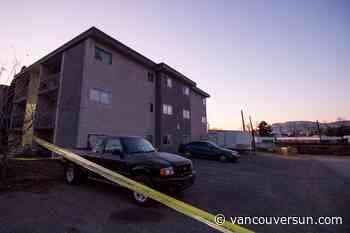 Kamloops Mounties investigating suspicious death