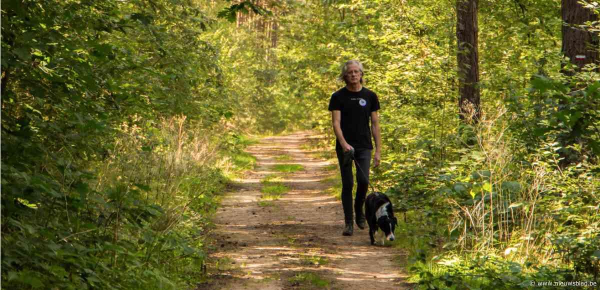 Swinnetou Spoor: wandelen met Guy Swinnen voor geestelijke gezondheid