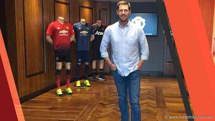 Carlos López de Silanes, será director deportivo de Cruz Azul