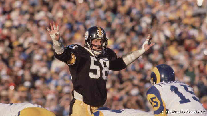 Four Pittsburgh Steelers Legends Named To NFL's 100 All-Time Team