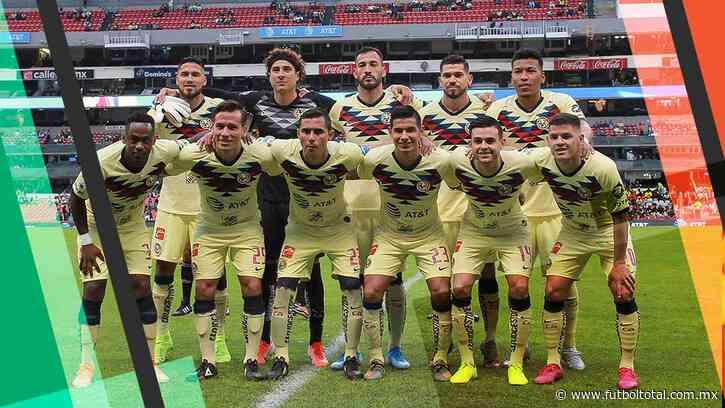 América recuperará a dos jugadores para el duelo ante Tigres