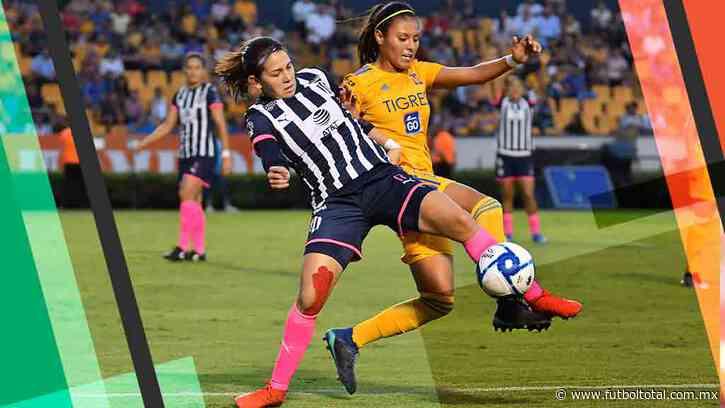 Tigres y Monterrey empatan en la final de ida de la Liga Femenil MX