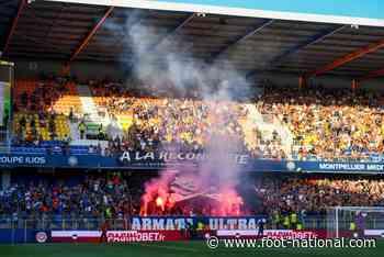 Montpellier - Amiens SC : Heure, chaine et diffusion TV