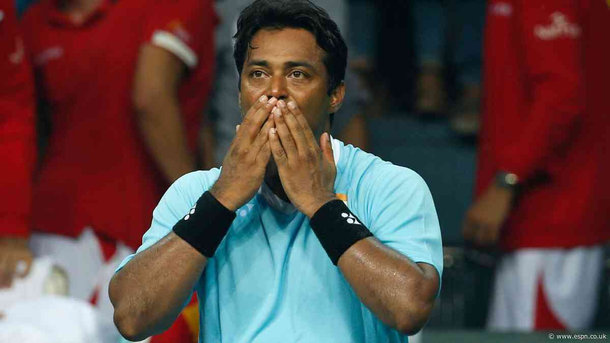 Davis Cup: India take 3-0 lead to secure tie