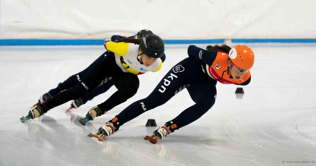 Schulting grijpt naast goud op 1000 meter, brons voor gemengde relayploeg