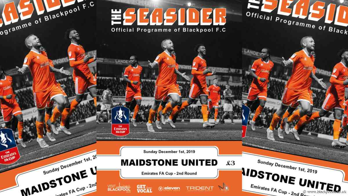 Programme Preview: Maidstone United