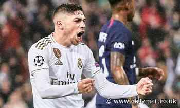 Real Madrid sensation Fede Valverde 'will win the Ballon d'Or' claims Penarol vice-president