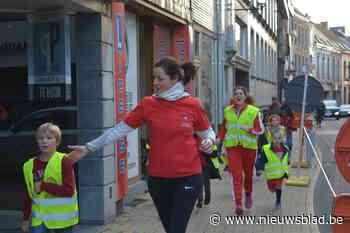 Rode Neuzenmarathon in Sint-Gertrudis