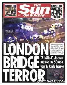 London Bridge Attack – fanatical Pisces