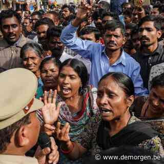 Groepsverkrachting schokt India: jonge vrouw verkracht en levend verbrand