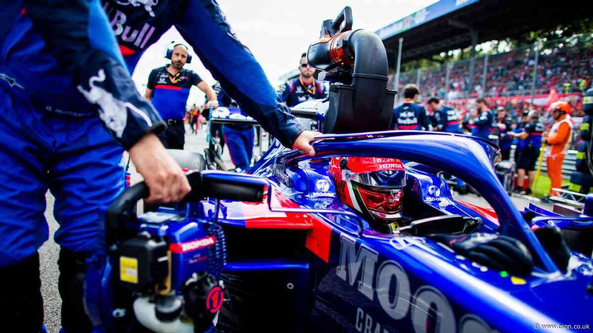 Toro Rosso to be renamed Alpha Tauri in 2020