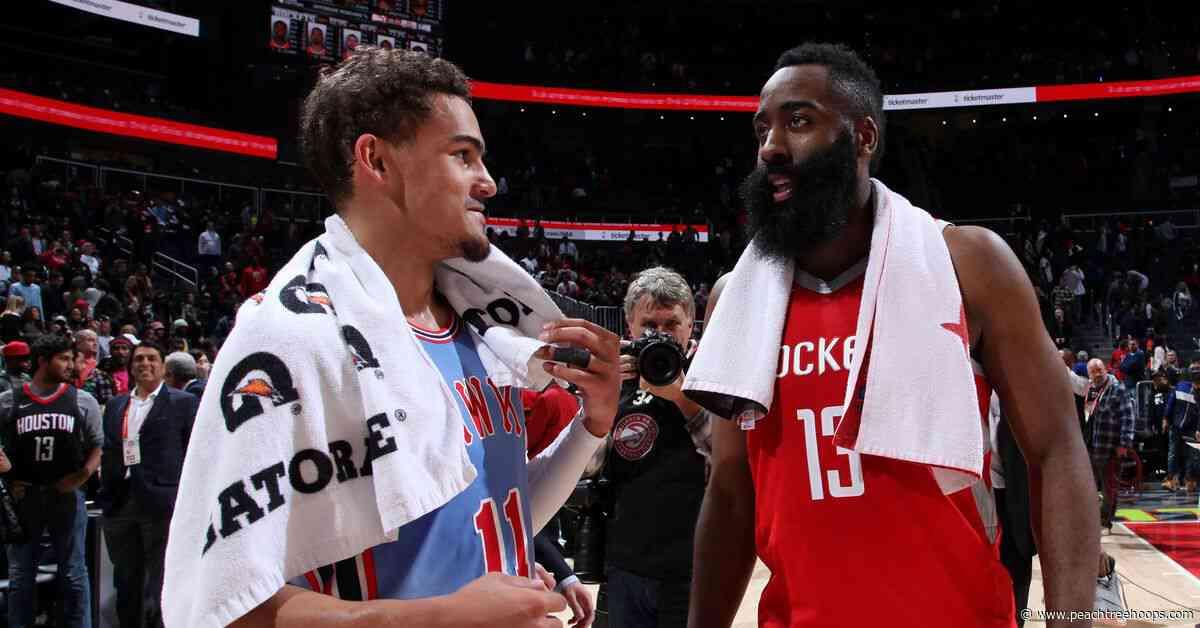 Game 20: Hawks at Rockets
