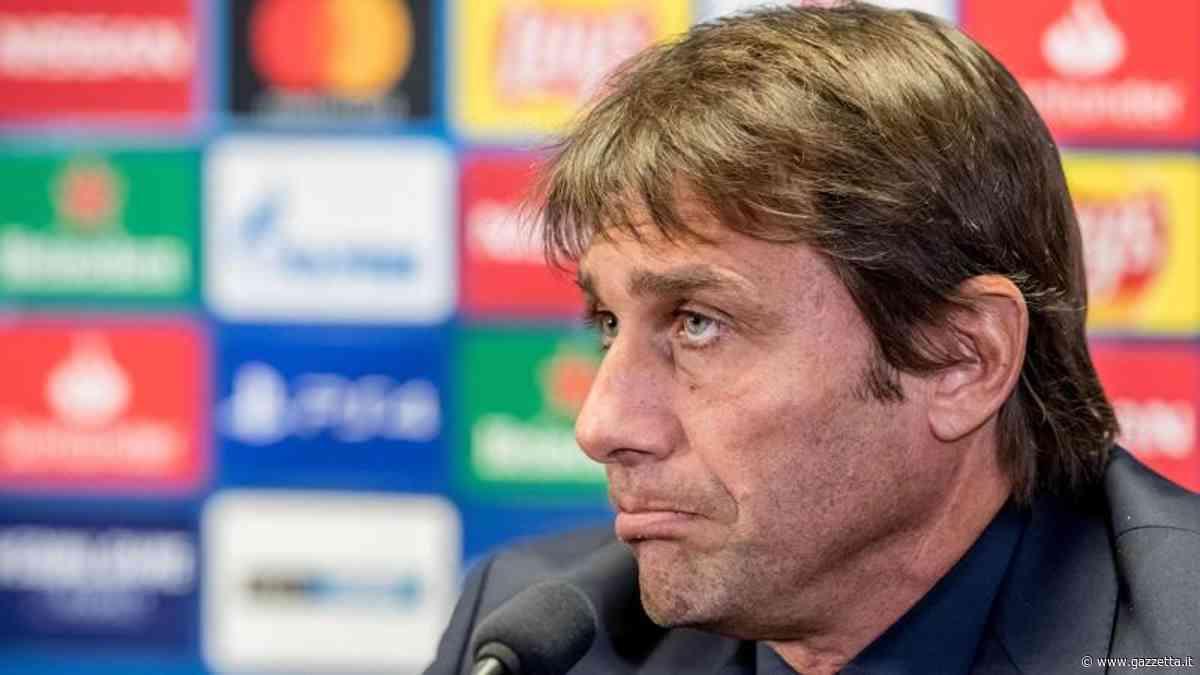"""Inter, Conte conferenza: """"Mai appagati"""""""