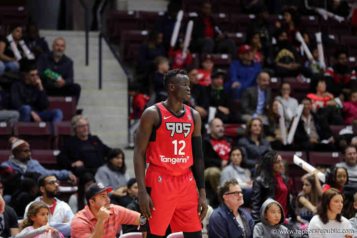 Another Overtime Win for the Raptors 905