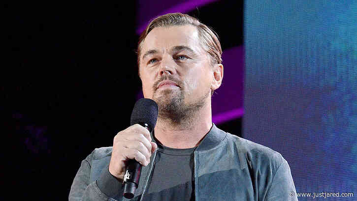 Leonardo DiCaprio Releases Statement After Brazilian President Accuses Him of Funding Rainforest Fires