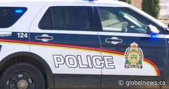 Man struck by vehicle near Confederation Mall