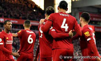 Report: Van Dijk double helps Reds extend lead at top of table