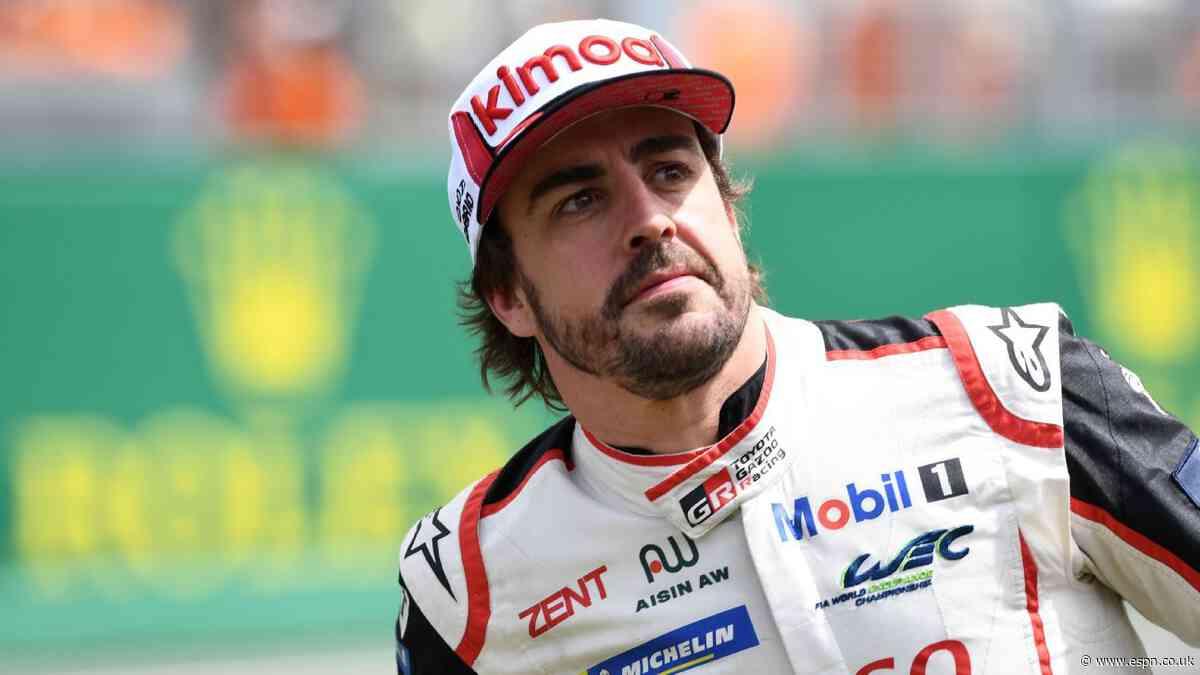 Fernando Alonso open to 2021 F1 return
