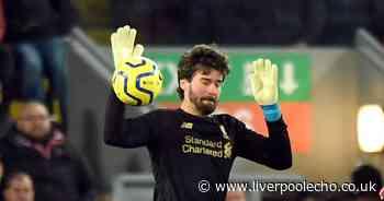 Alisson sums up Jurgen Klopp's Liverpool as goalkeeper transforms straightforward Brighton match