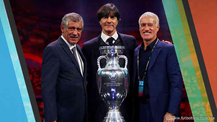 ¡Quedan definidos los grupos de la Euro 2020!