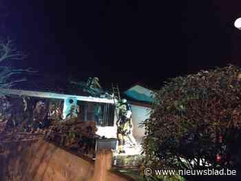 Vakantiehuisje in De Haan zo goed als verwoest na uitslaande brand