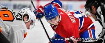 [EN DIRECT] Canadien 1 - Flyers 0: Joel Armina marque en tout début de match, le CH en avance
