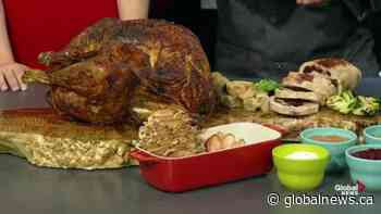 Festive Turkey To-Go with Fairmont Hotel Macdonald