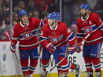 Liveblog: Habs, Flyers trading goals in 2-2 game