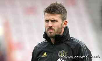 Manchester Utd youngsters are so exciting, says Michael Carrick
