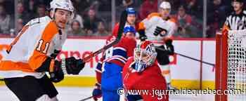 Septième défaite consécutive: les Flyers battent le Canadien 4 à 3 en prolongation