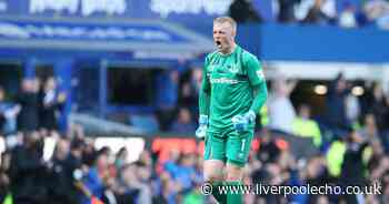 Jordan Pickford doesn't want to see Marco Silva sacked and responds to Everton fans chants