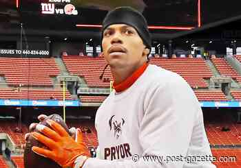 Terrelle Pryor, girlfriend charged after former NFL player stabbed in Pittsburgh