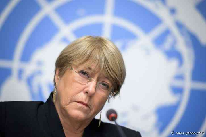 China's accuses UN rights chief of 'inapppropriate' inteference