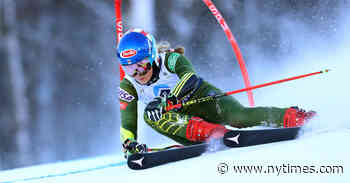 Mikaela Shiffrin Learns a New Way to Win: Without Her Mother as Coach